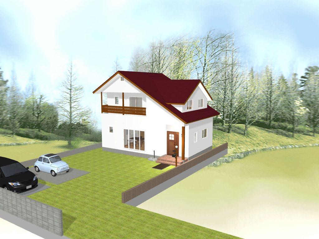 ナガクボハウス モデルハウス