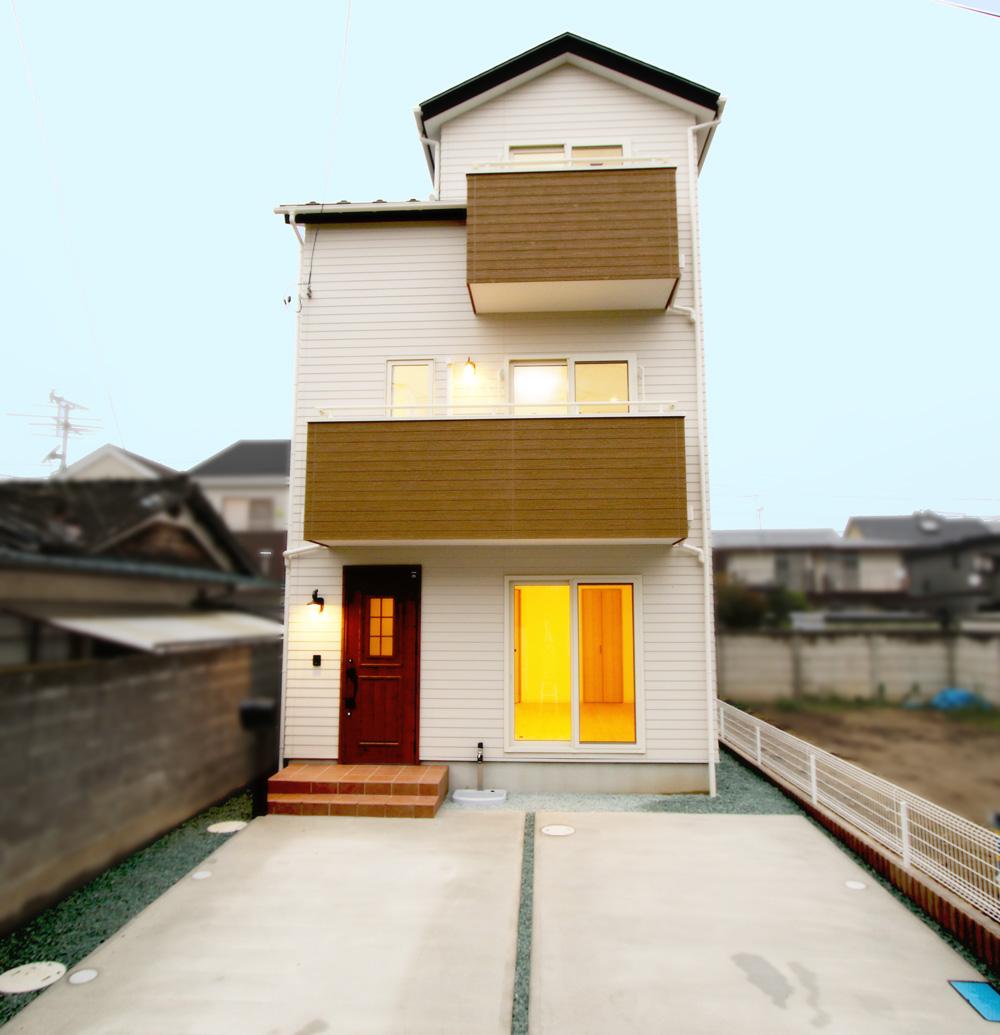 ナガクボハウス施工事例 仙台市太白区 Y様邸