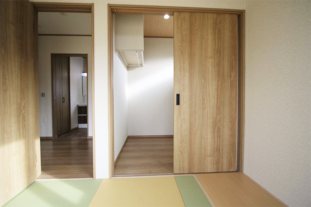 ナガクボハウス施工事例 柴田町 S様邸