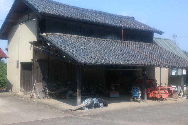 ナガクボハウス施工事例 名取市 H様邸納屋