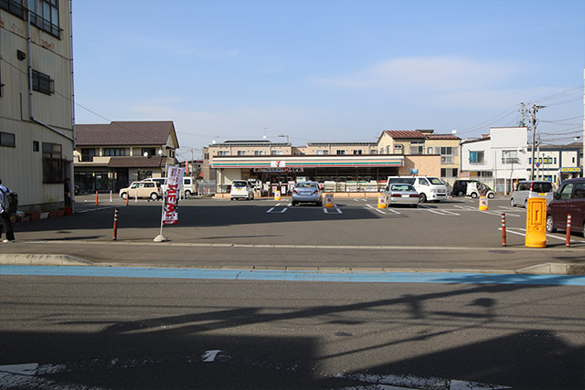 セブンイレブン大河原駅前店 徒歩5分(約360ⅿ)