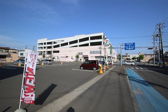 駅前図書館(出入口2経由) 徒歩4(約330ⅿ)