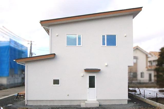 ナガクボハウス建築事例 大河原町 S様邸